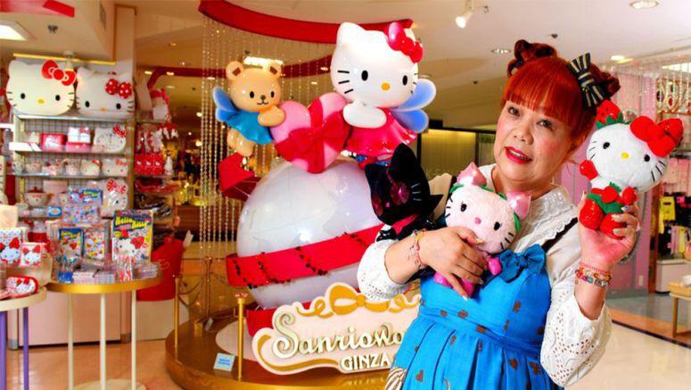 Yuko Yamaguchi carries on as nurturing parent of Hello Kitty
