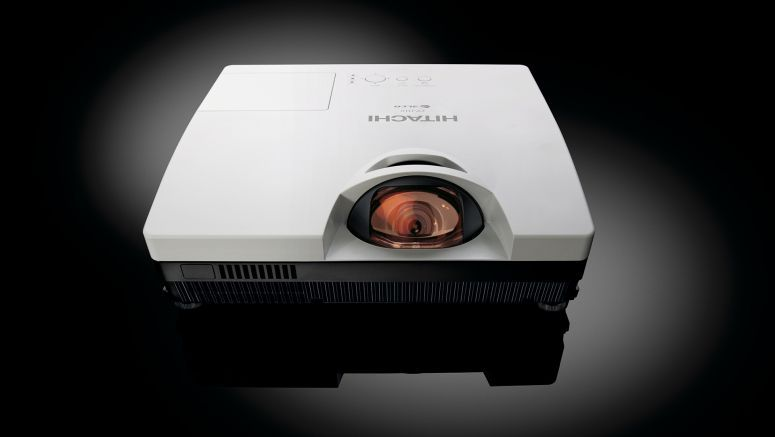 Hitachi CP-D31N Short-Throw Projector