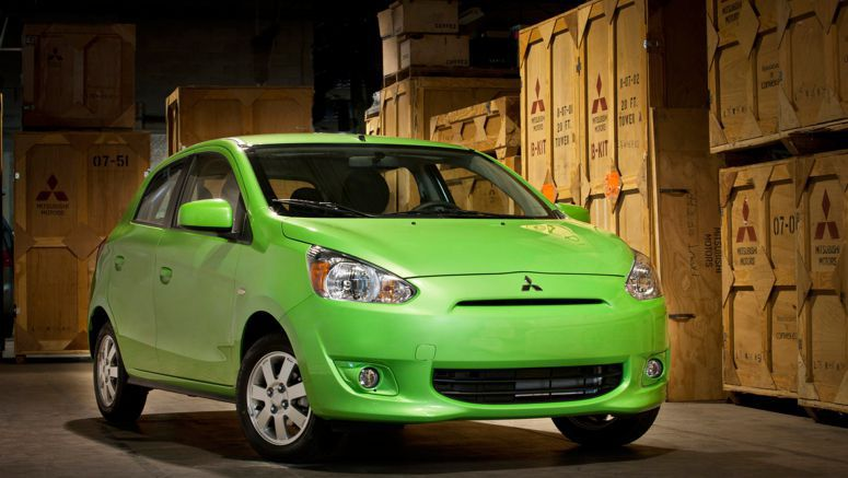 Mitsubishi Mirage bows in Montreal without a name, Canadian sales promised