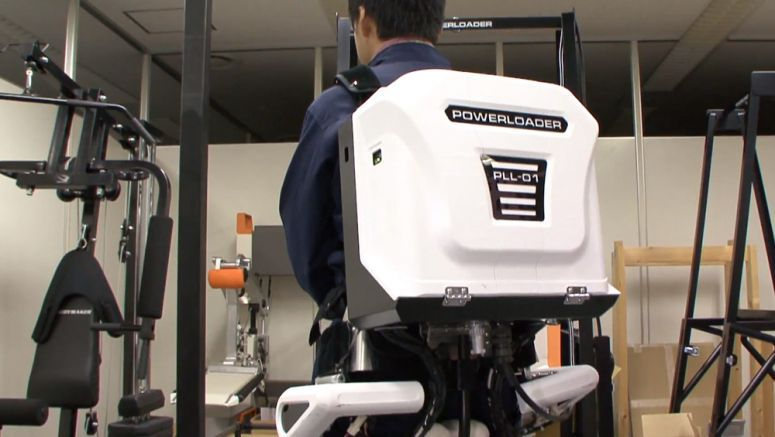 Panasonic subsidiary, Activelink, in alliance with Mitsui to make exoskeleton power-assist robots