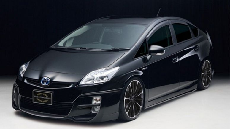 Toyota Prius Wald International Body Kit