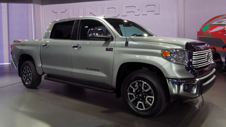 2013 Chicago : 2014 Toyota Tundra