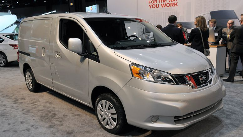 2013 Chicago : 2013 Nissan NV200