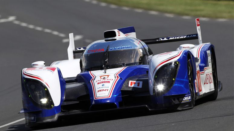 TOYOTA RACING REVEALS 2013 LE MANS HYBRID CHALLENGER