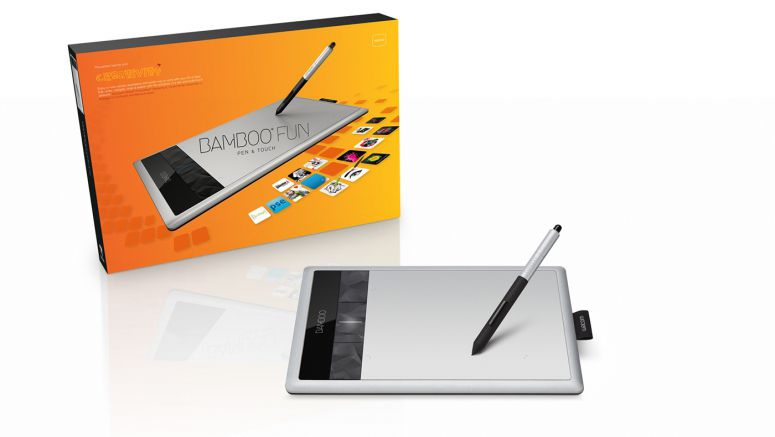 Bamboo Fun Pen & Touch Tablet Overview