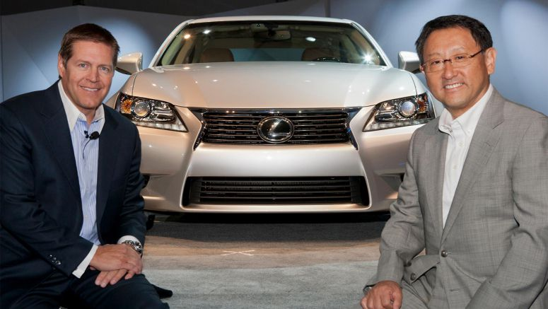 Akio Toyoda Named to 2013 Motor Trend Power List