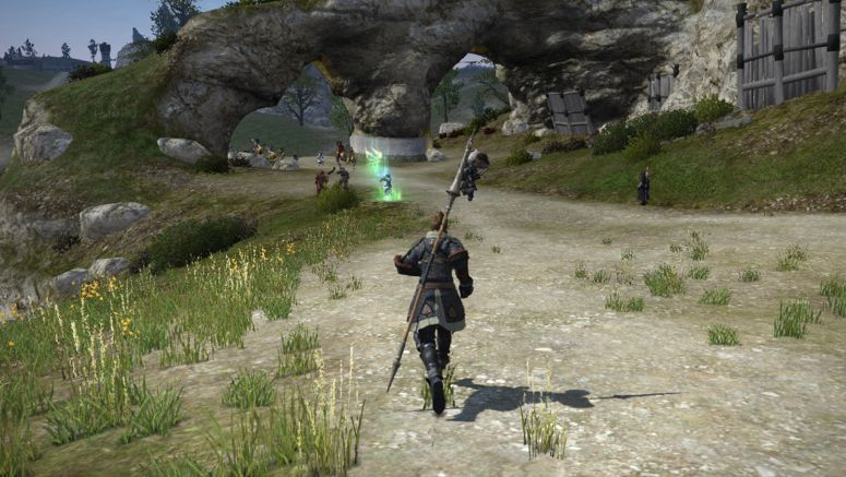 Final Fantasy XIV: A Realm Reborn on PS3 – Sign Up For the Beta