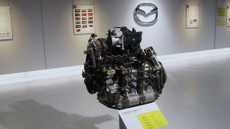 Mazda 16X rotary engine two years away, will arrive in all-new model