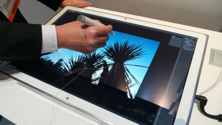 Sharp Explains How It Realized 8x More Sensitive Touch Panel