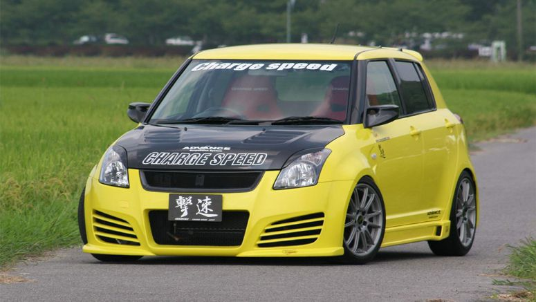 New Bumper Replacement Body Kit for Suzuki Swift Sport