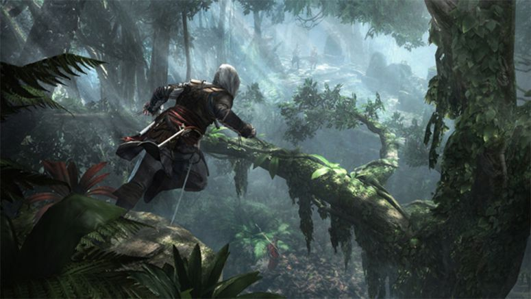 Assassin S Creed Iv Black Flag Coming To Sony Ps4 And Ps3