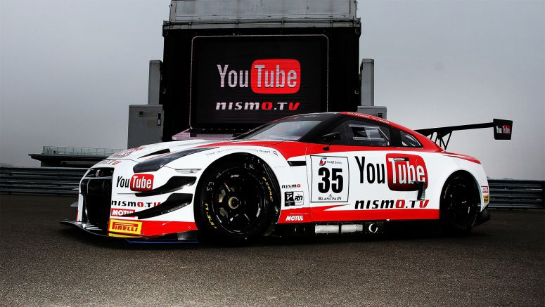 Nissan Launches NISMO.TV on YouTube as Part of Global Motorsport Content Plan