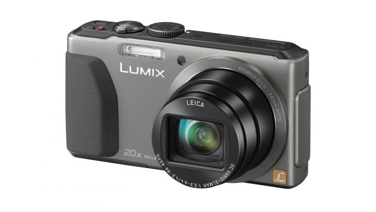 Panasonic Lumix DMC-ZS30 Digital Camera White Now Available For Pre-Order