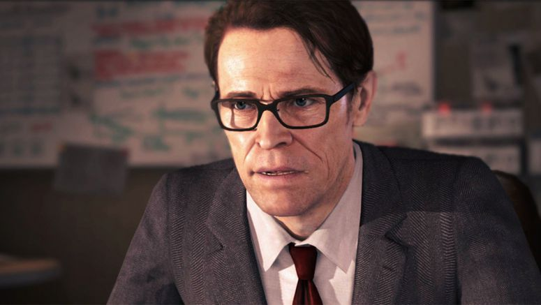 Willem Dafoe, Ellen Page Star in BEYOND: Two Souls October 8th
