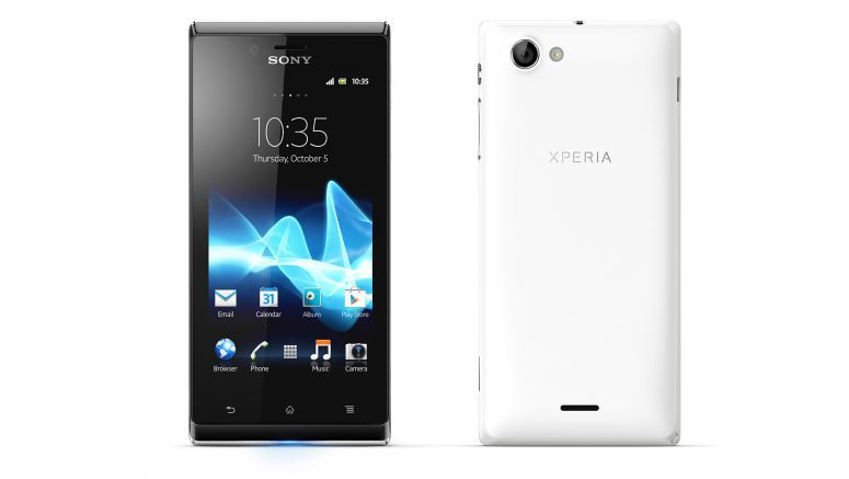 Sony Xperia J Gets Android 4.1.2 Jelly Bean Update
