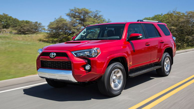 2014 Toyota 4Runner revealed at Stagecoach Music Festival
