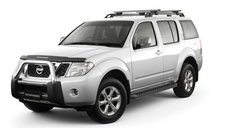 Nissan Pathfinder ST-L Special Edition Announced in Australia