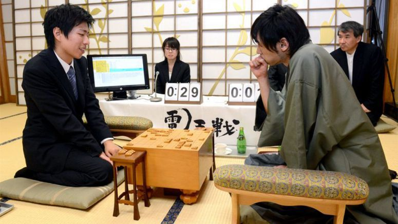 Computer program claims first victory over shogi professional