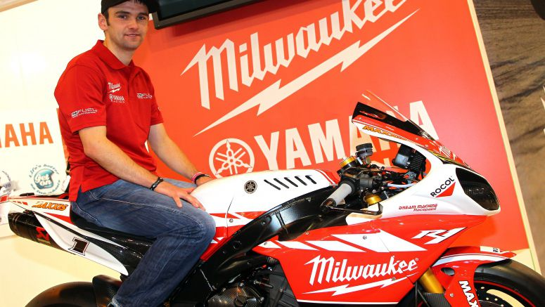 VIDEO : MCE BSB RD1 Brands Hatch - the debut of Milwaukee Yamaha