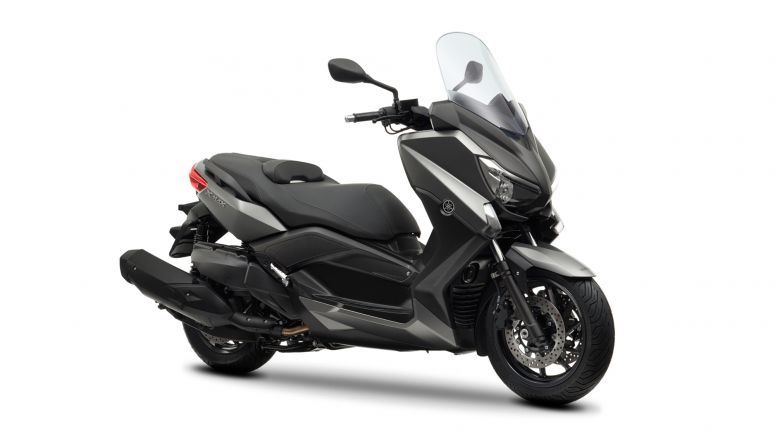 VIDEO : The New Yamaha X-MAX 400