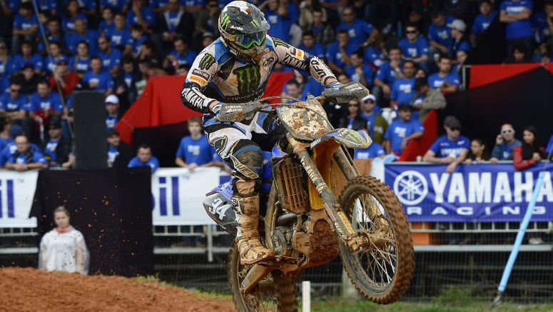 Yamaha Roelants making progress with 9th overall in Brazil