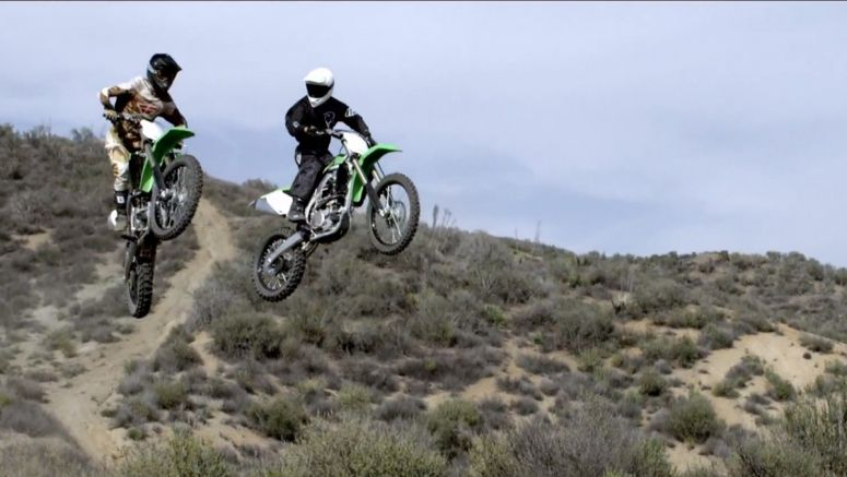 VIDEO : Live the Legend with Kawasaki & Disney's The Lone Ranger