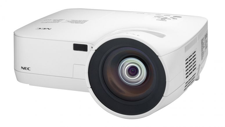 NEC 2100-lumen Short Throw Projector NP510WS