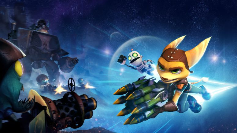 Sony Ratchet & Clank: Full Frontal Assault Updates