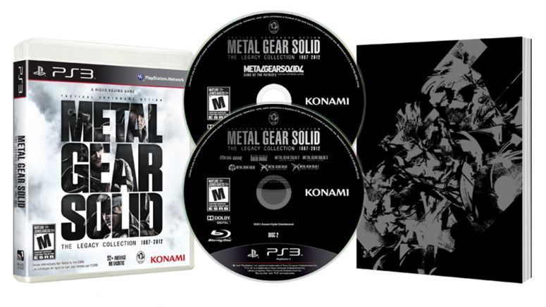 Sony Metal Gear Solid: The Legacy Collection Hits PS3 July 9th