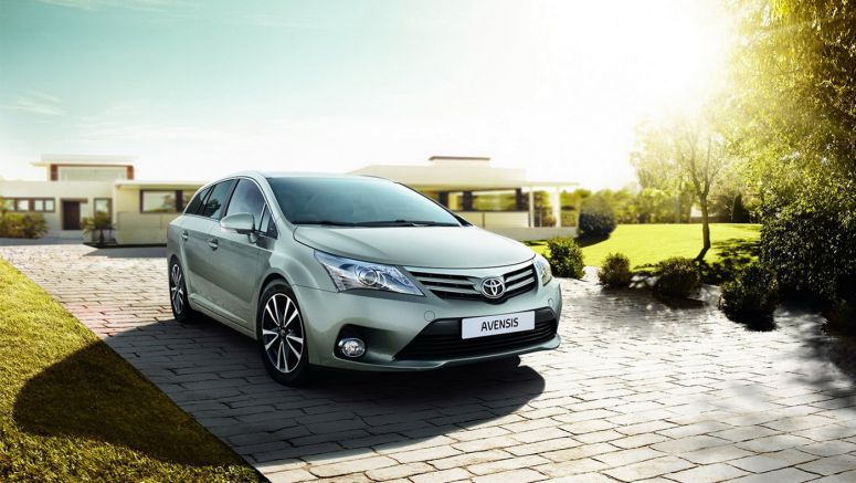 Toyota Gives Germans New Special Edition Avensis Models