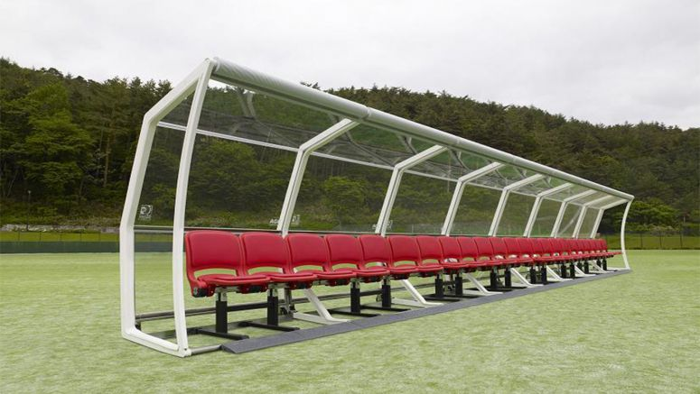 AGC to provide world's first Glass Roofs for Player Benches at FIFA Confederations Cup Brazil 2013