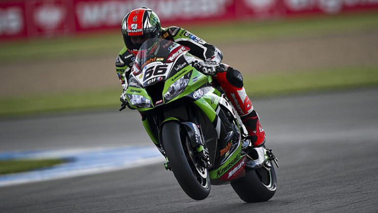 Tom Sykes and the Kawasaki Ninja ZX-10R - Forever Fearless