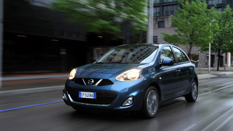 Nissan New Micra : Style And Technology Combined