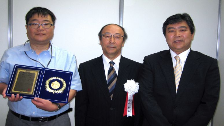 Dainippon Screen Receives 9th JPCA Award from Japan Electronics Packaging and Circuits Association