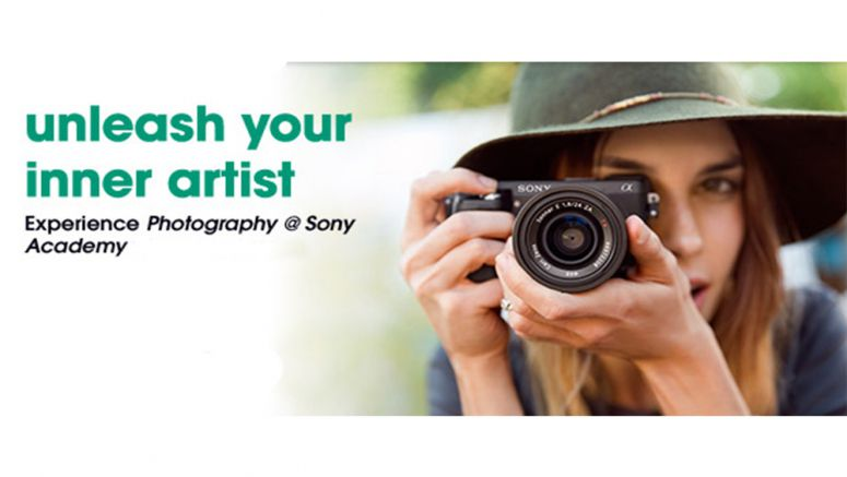 Sony Academy Launches In Store Photography Classes