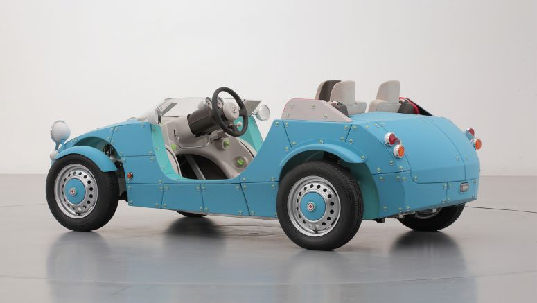 Toyota to Exhibit Sporty Family-Oriented Concept at Tokyo Toy Show 2013