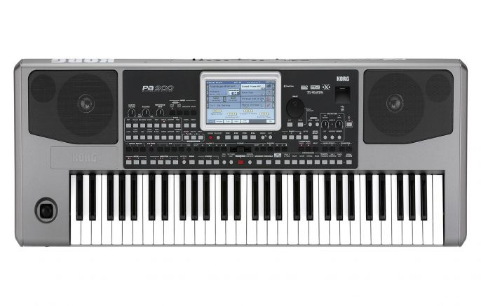 VIDEO : Korg PA900 Professional Arranger Keyboard -- Introduction and Overview