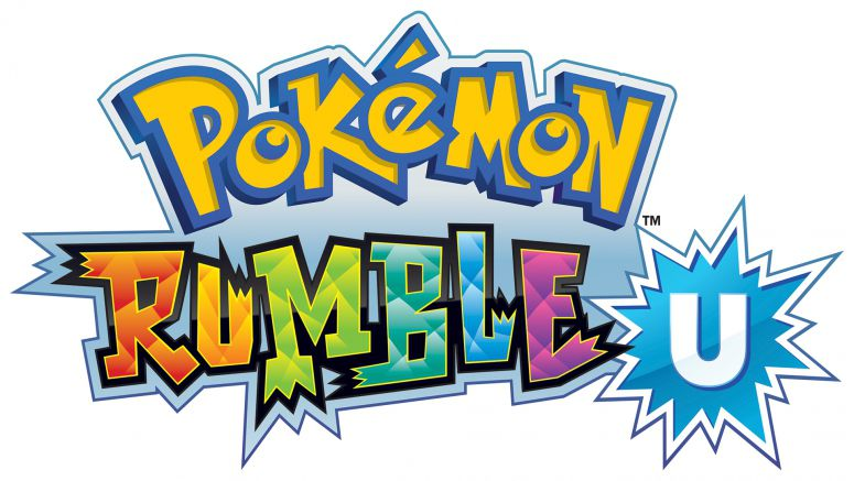 First Pokemon Game Exclusively For Wii U, Pokemon Rumble U , Launching August 29 Via Nintnedo EShop