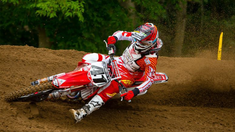 Honda : Canard Captures Second Overall at Spring Creek National