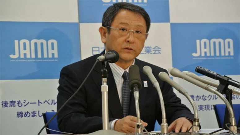 JAMA Chairman Toyoda: Hybrid demand continues to increase in Japan