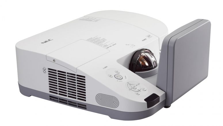 NEC 3100-lumen Widescreen Ultra Short Throw Projector NP-U310W