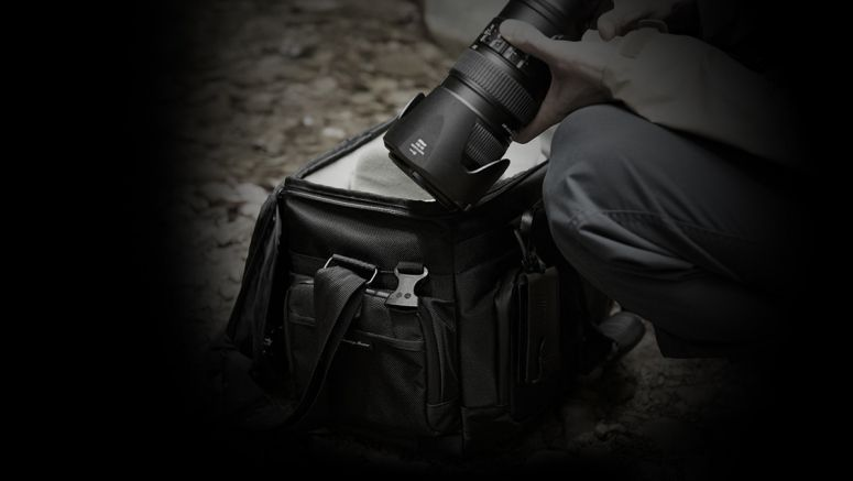 VIDEO : Nikon Special Selection Camera Bags