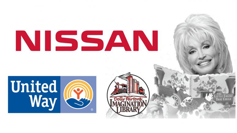 Nissan to Help Mississippi Preschoolers with $400,000 Contribution to Dolly Parton Imagination Library Literacy Program