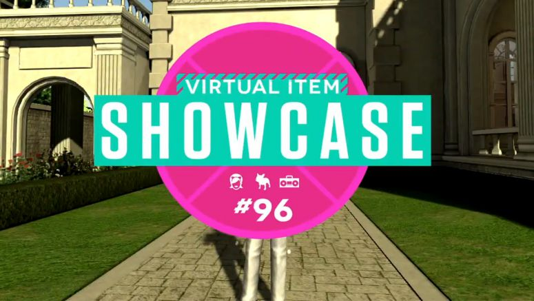 VIDEO : Sony PlayStation Home Virtual Item Showcase, Volume 96