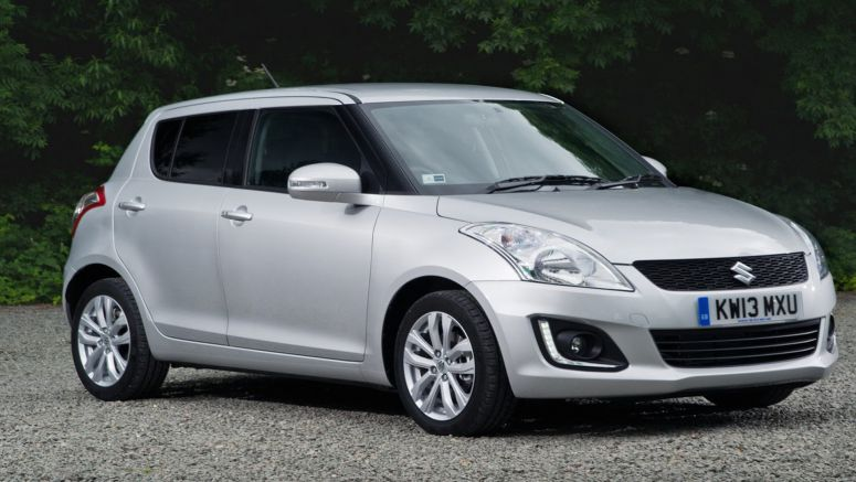 Revised New Model Year Suzuki Swift Arrives on UK Shores