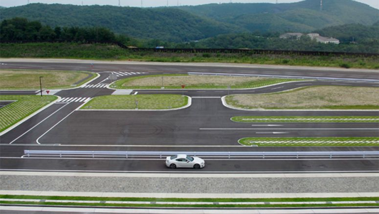 Toyota Opens New Training Facility in Japan 2013