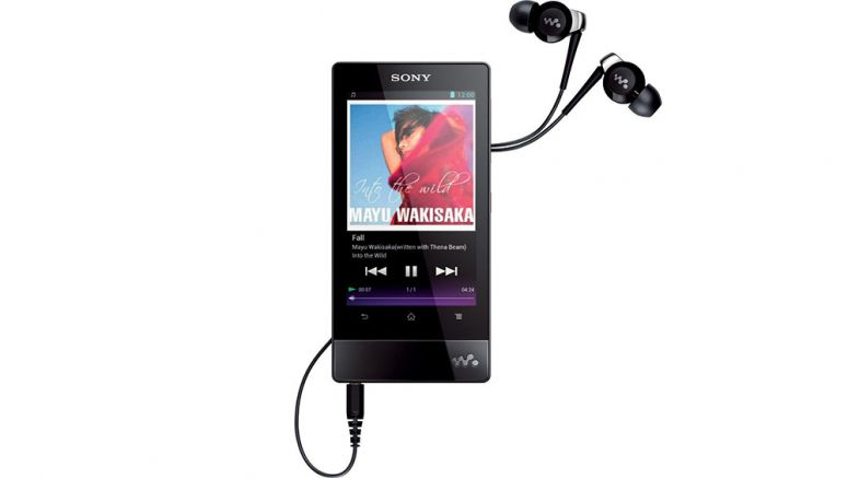 Album, Movies and WALKMAN - New generation Media Apps from Sony