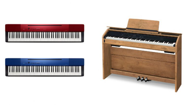 Casio to release two new Privia digital pianos to commemorate the 10th anniversary of the Privia Series
