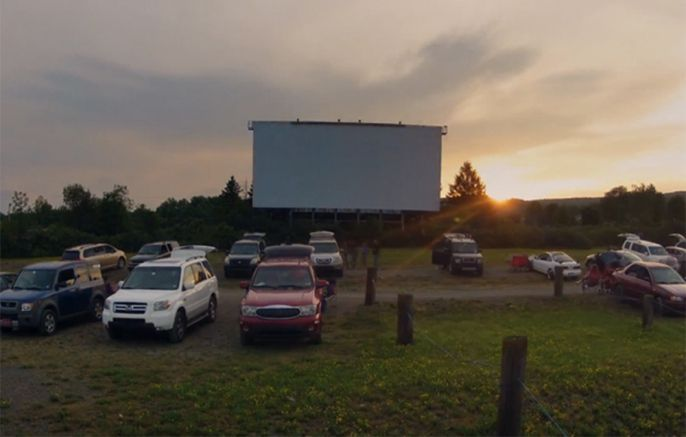 Honda Campaigns to Save Five Drive-In Movie Theaters