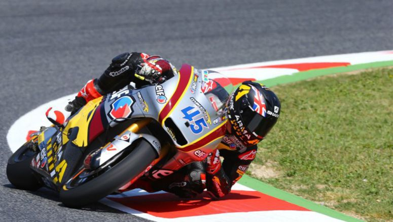 Honda : Redding heads to home Moto2 race with a 21 point advantage over Espargaro